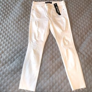 NWT White Express Jeans